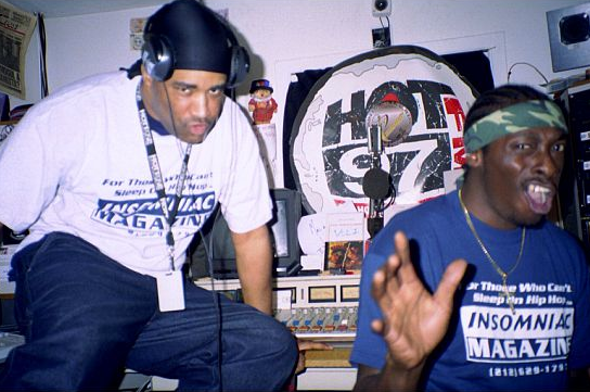 Marley Marl and Pete Rock