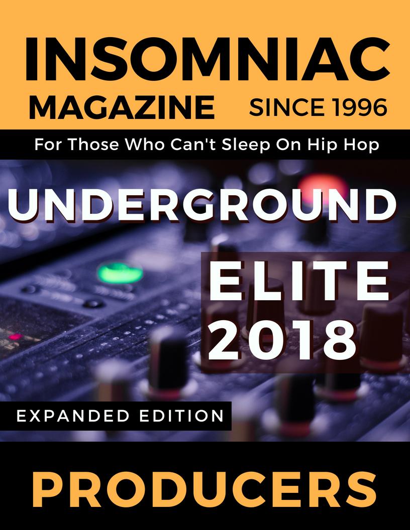 Insomniac Magazine's Underground Elite 2018: Producers